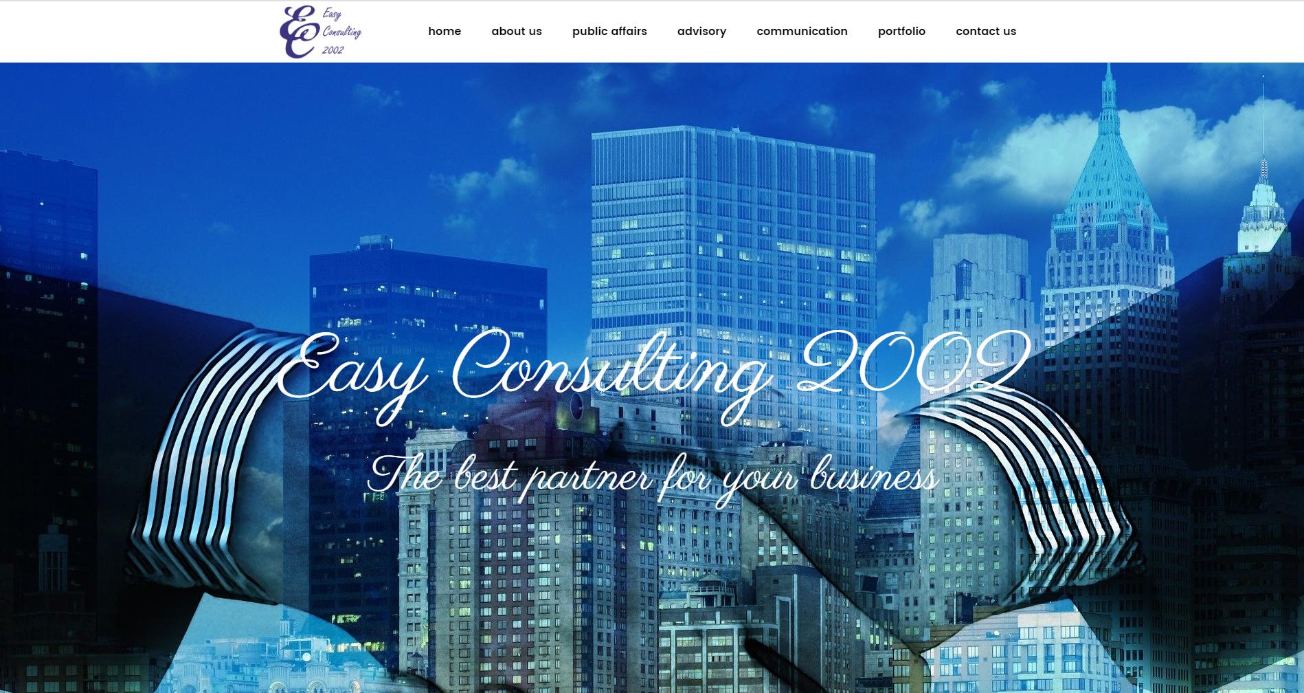Easy Consulting 2002 - Gianluca De Bianchi - Jeanzilla