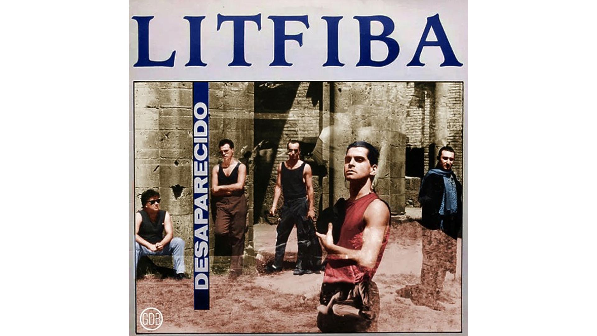 Litfiba - Desaparecido - Gianluca De Bianchi - Jeanzilla