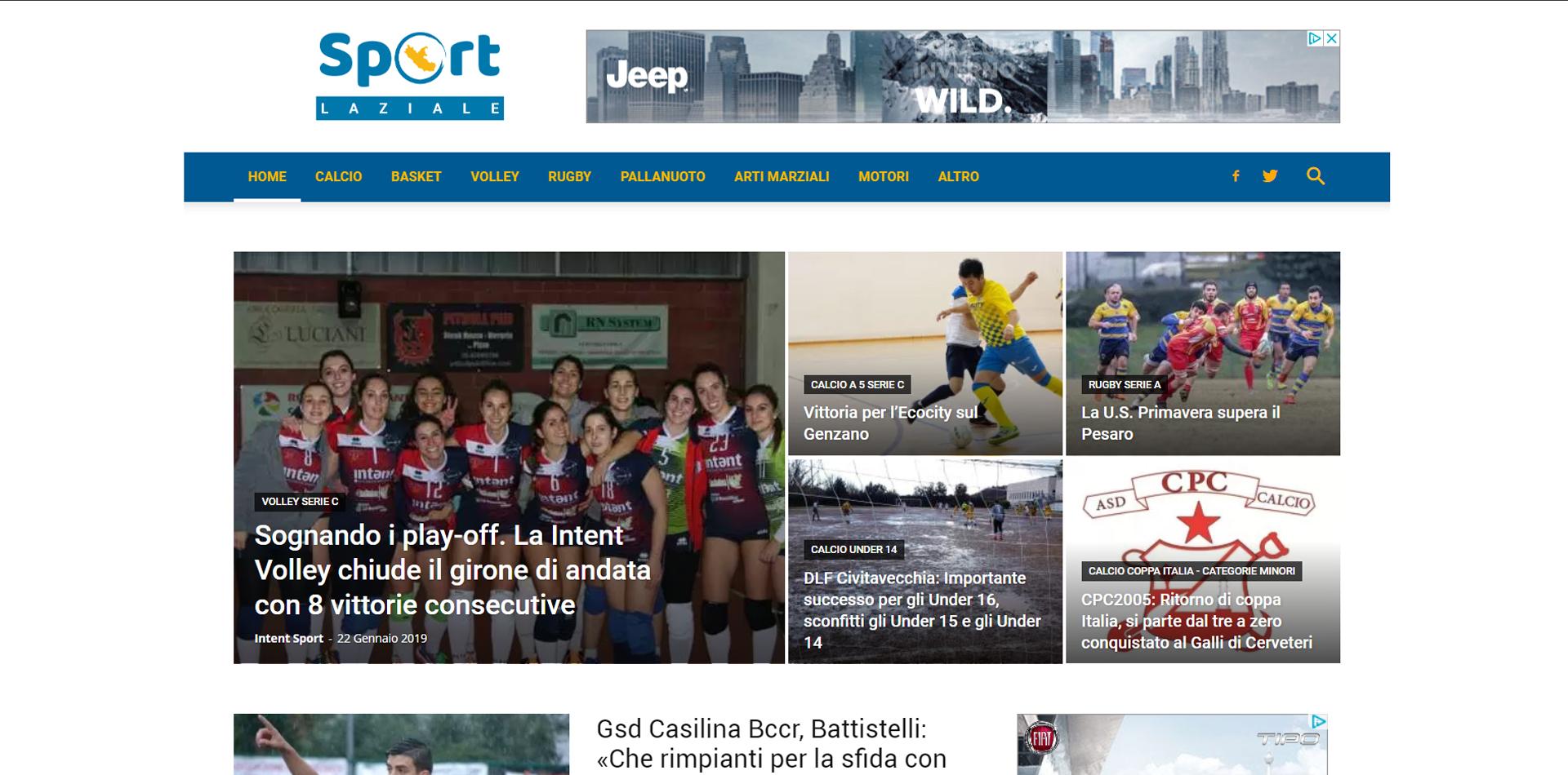 SportLaziale.it - Gianluca De Bianchi - Jeanzilla