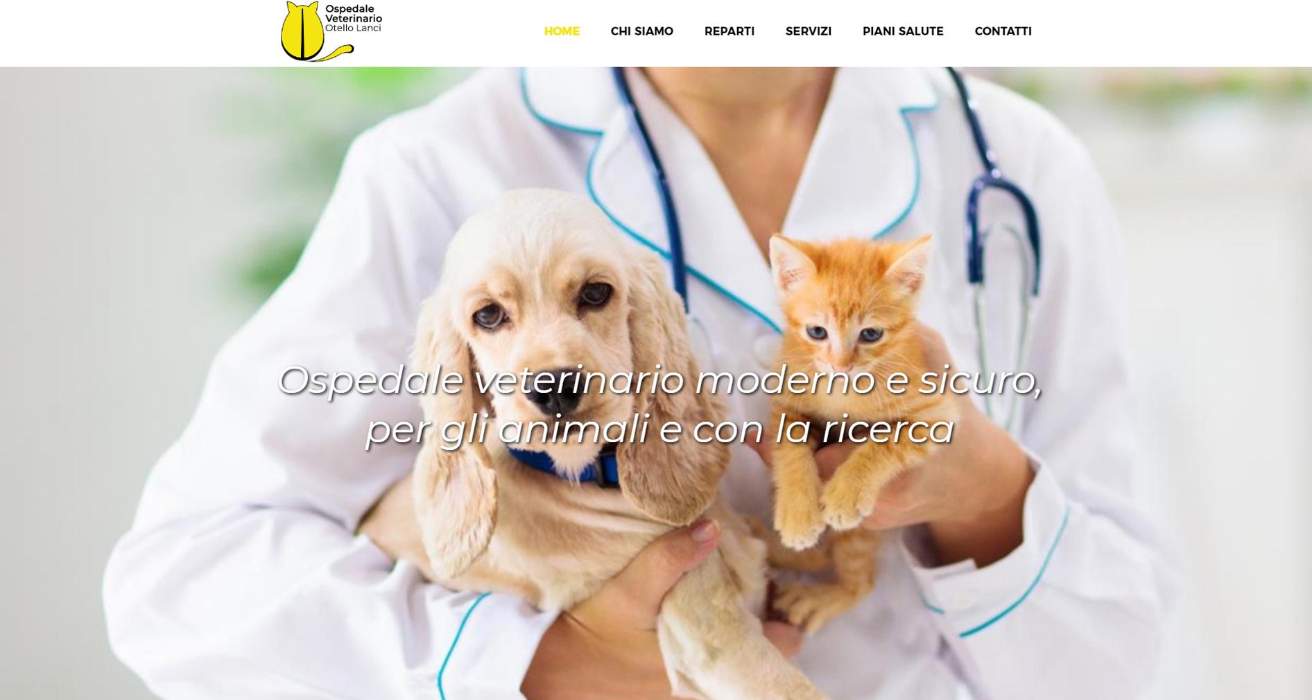 Ospedale Veterinario Lanci - Gianluca De Bianchi - Jeanzilla