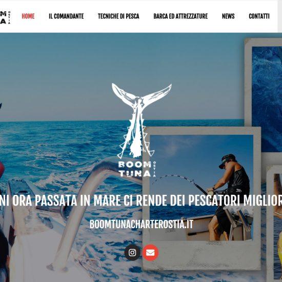 Boom Tuna Charter Ostia - Gianluca De Bianchi - Jeanzilla