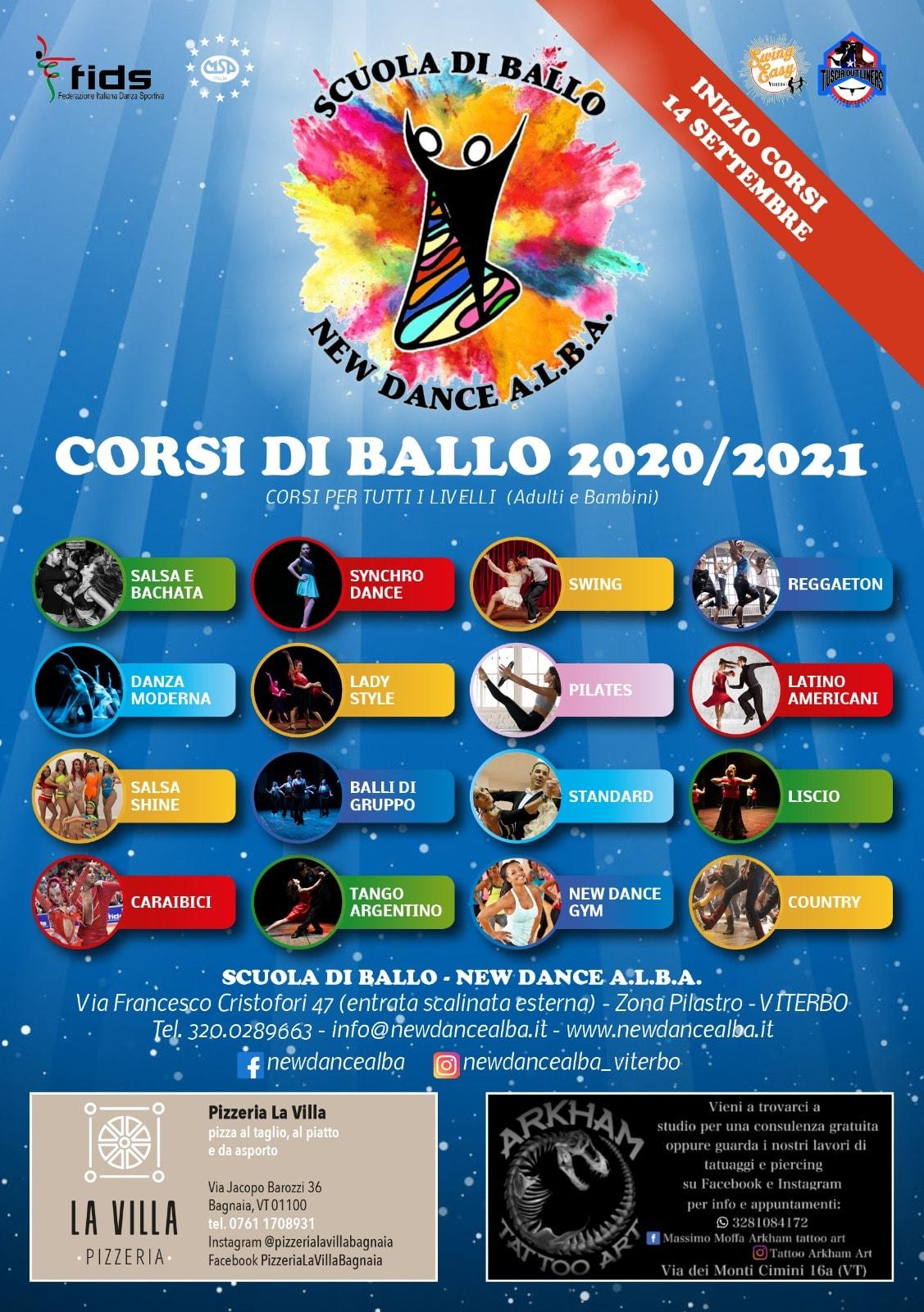 New Dance A.L.B.A. - Gianluca De Bianchi - Jeanzilla